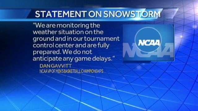 NCAA statement