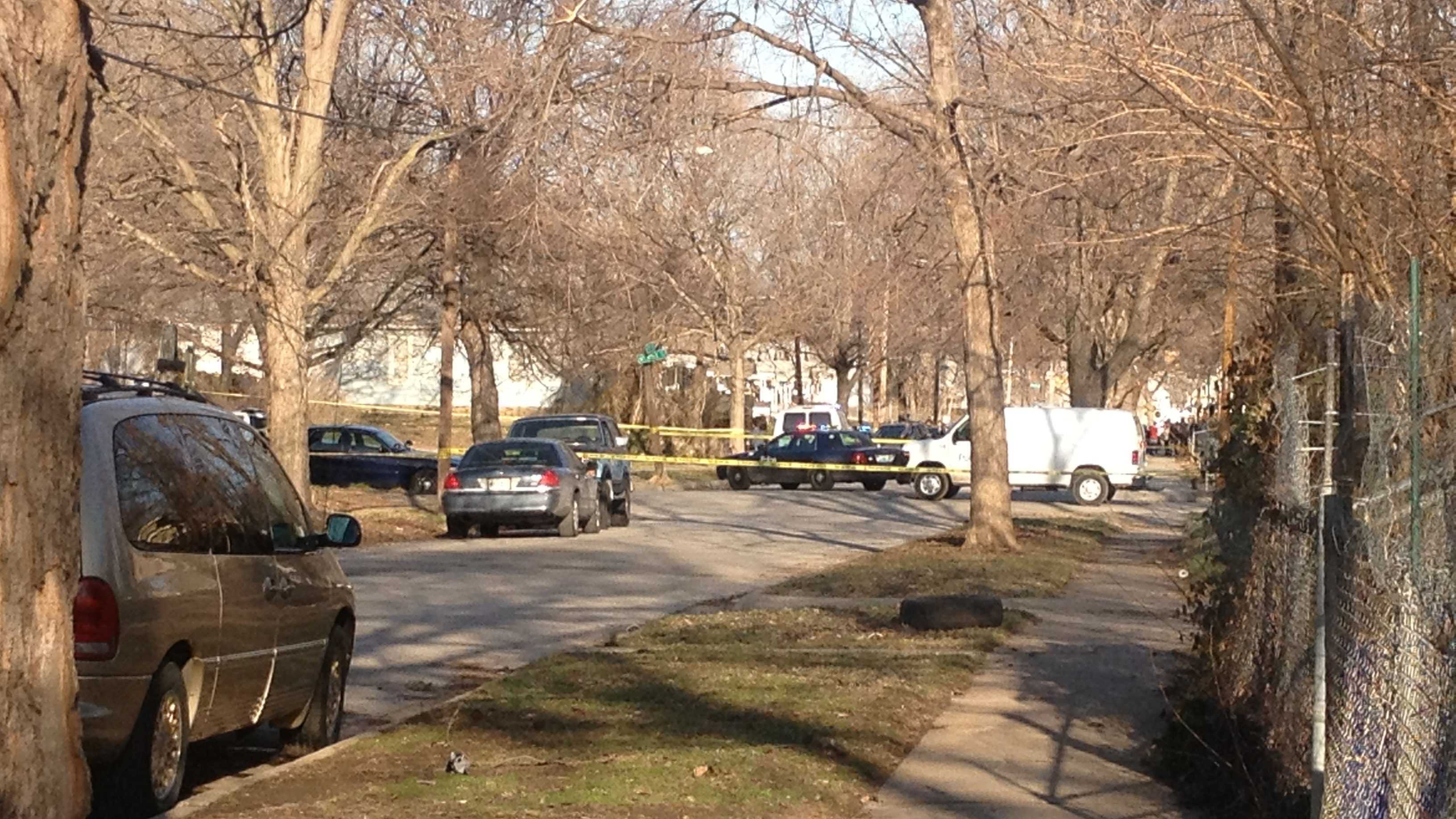 Officer-involved shooting, 11th, Myrtle