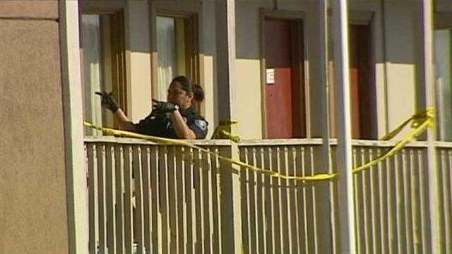 Police seek tips in Blue Springs motel death