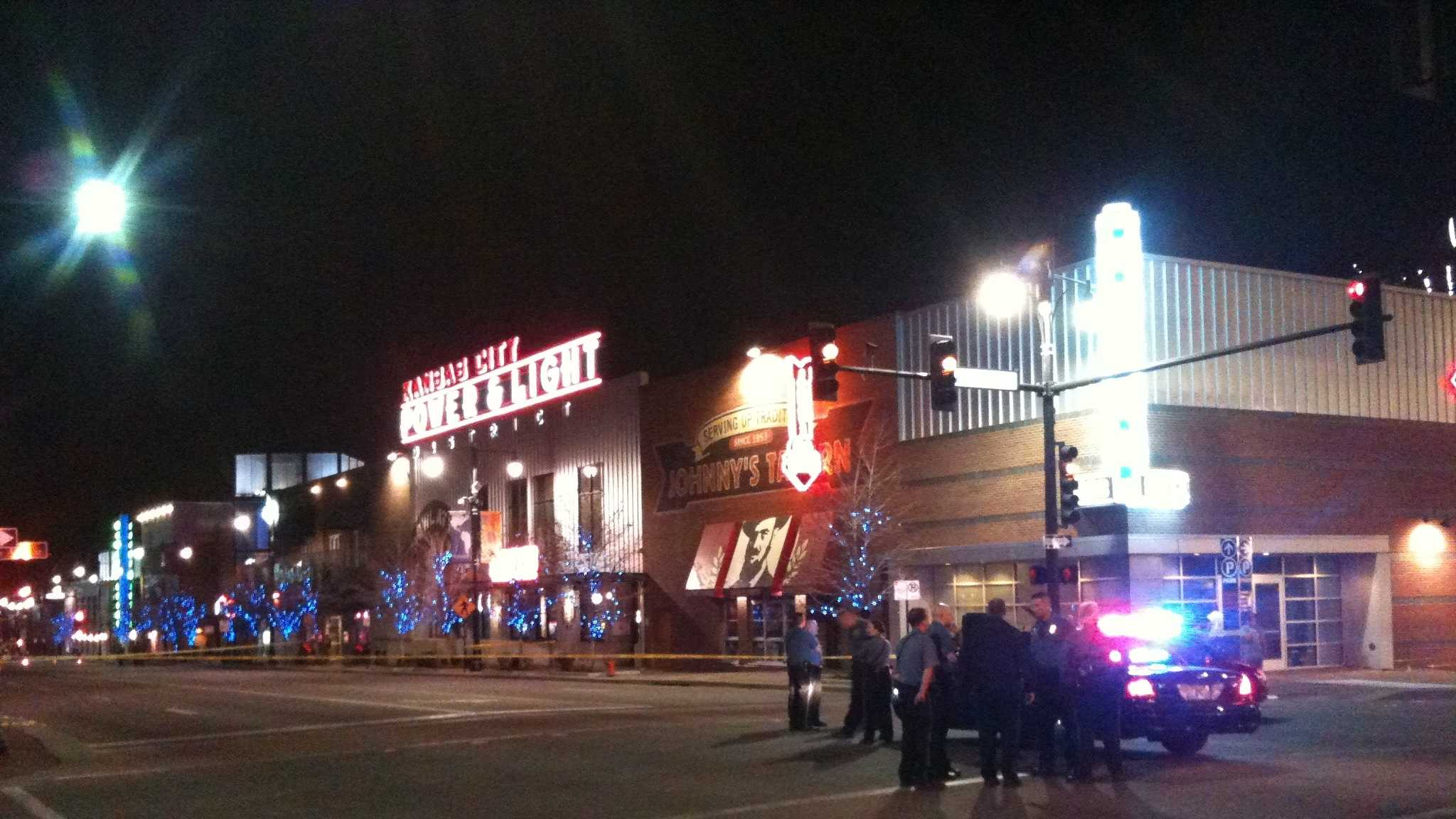 Image Power and Light District shooting