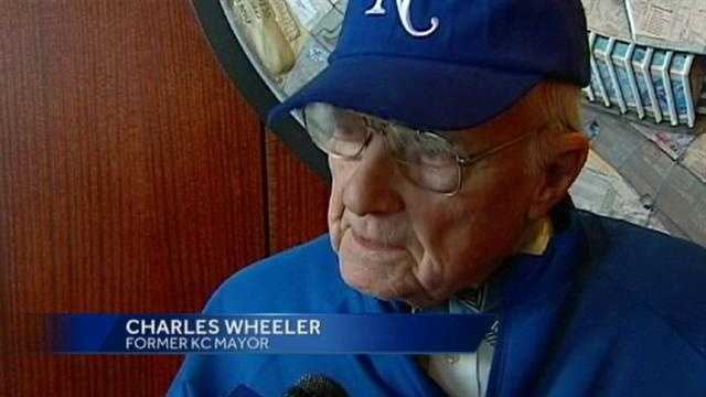 Former Kansas City Mayor might lose home in auction