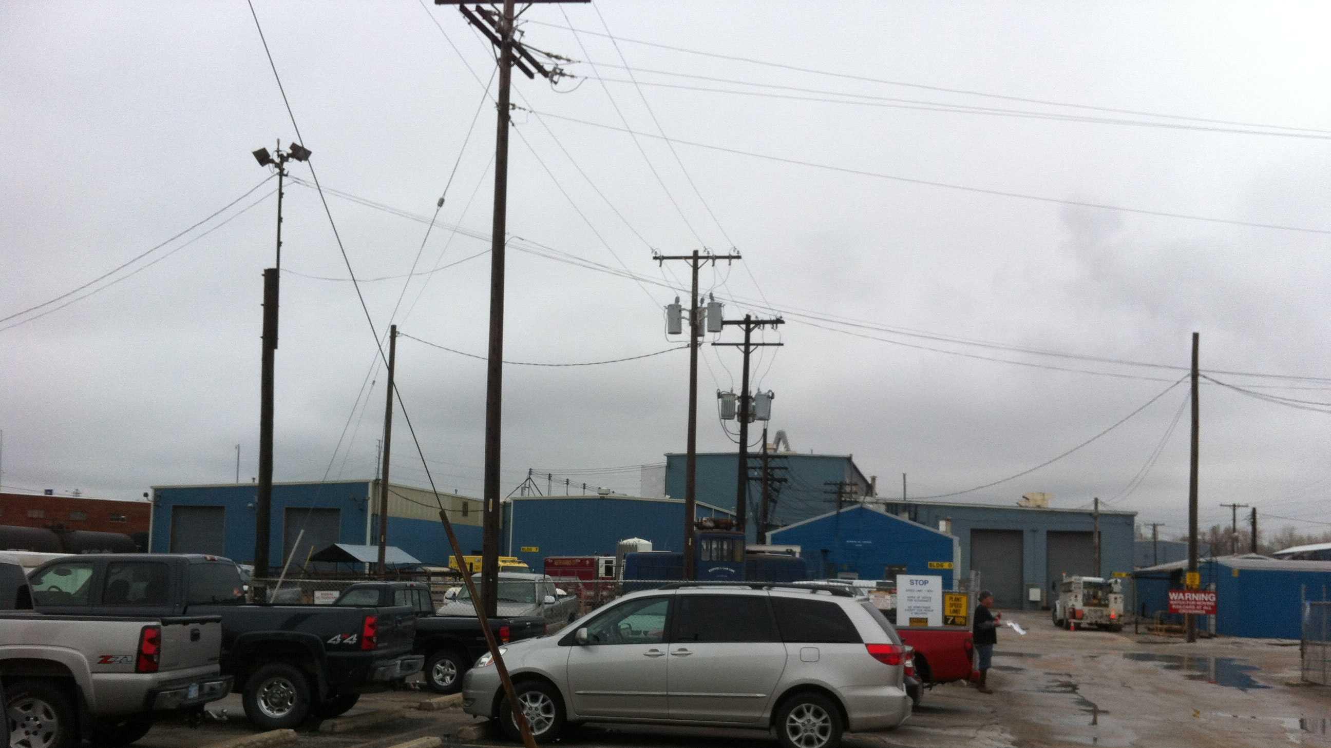 American Railcar Industries, fire