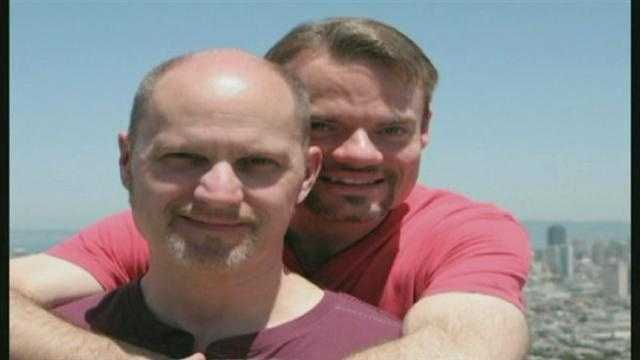 Man trying to visit gay partner claims he was thrown out of KC hospital