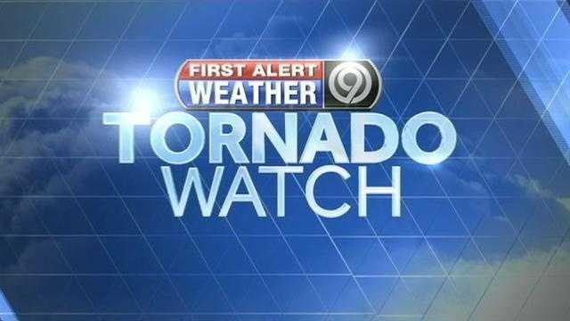 KMBC First Alert Tornado Watch