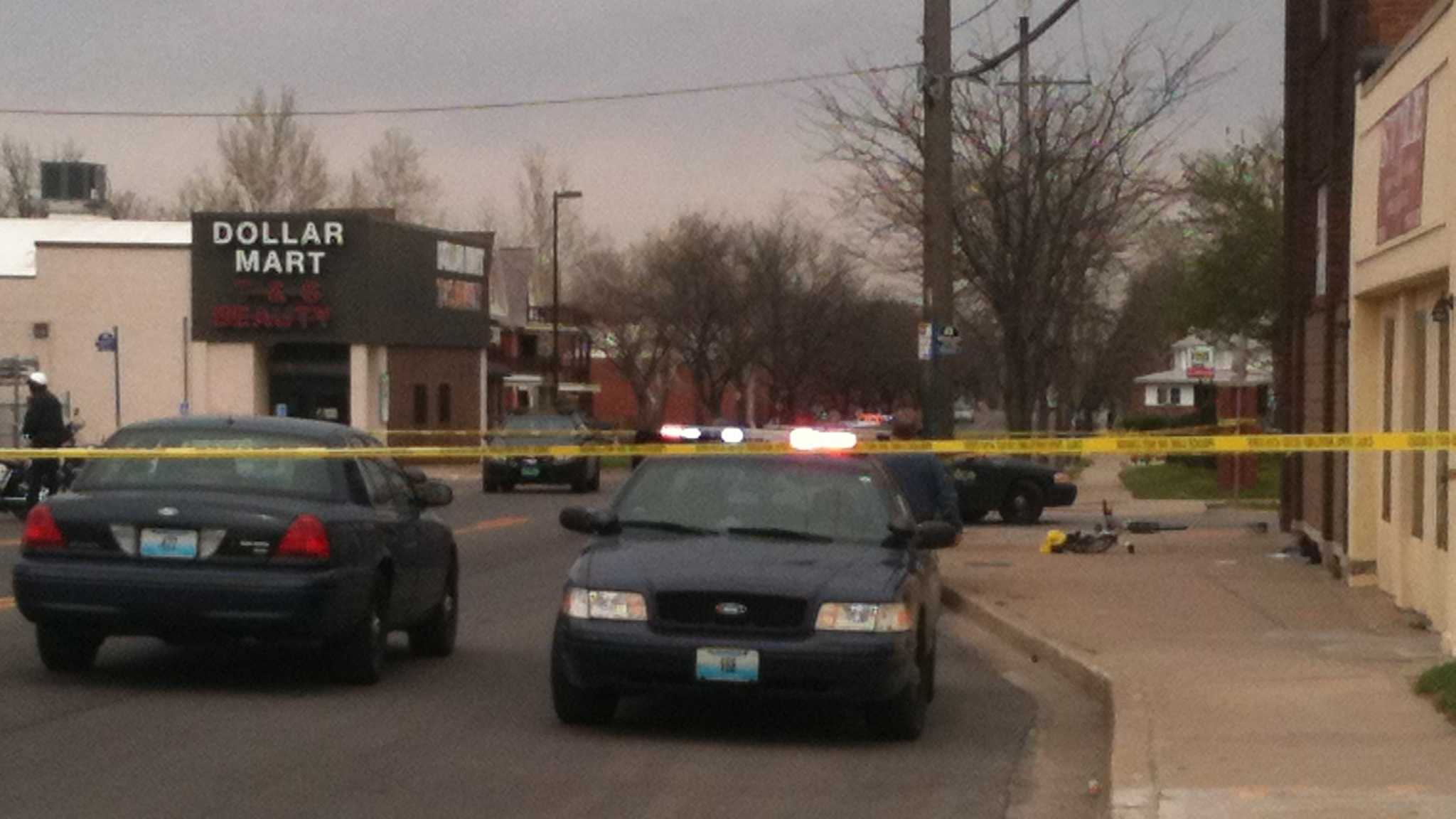 Image Shooting scene at 31st and Prospect