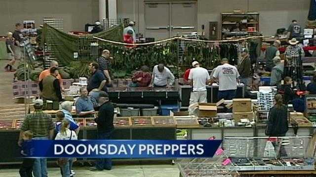 Kansas City 'preppers' plan for the worst