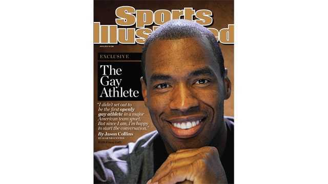 Image Jason Collins SI cover