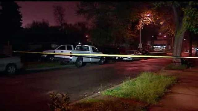 Image Men shot during attempted robbery
