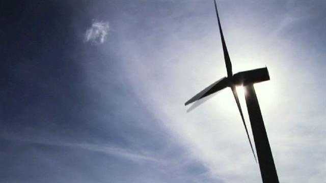 Wind energy project to bring jobs to the region