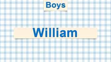 5) William