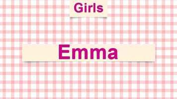 2) Emma