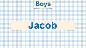 1) Jacob