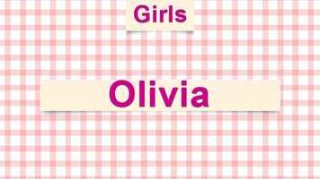 4) Olivia