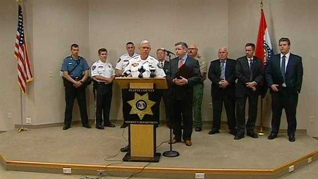 Platte County news conference