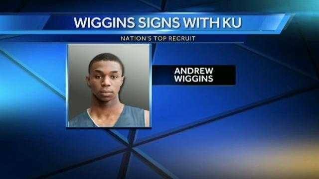 KU fans pumped as Jayhawks land top recruit