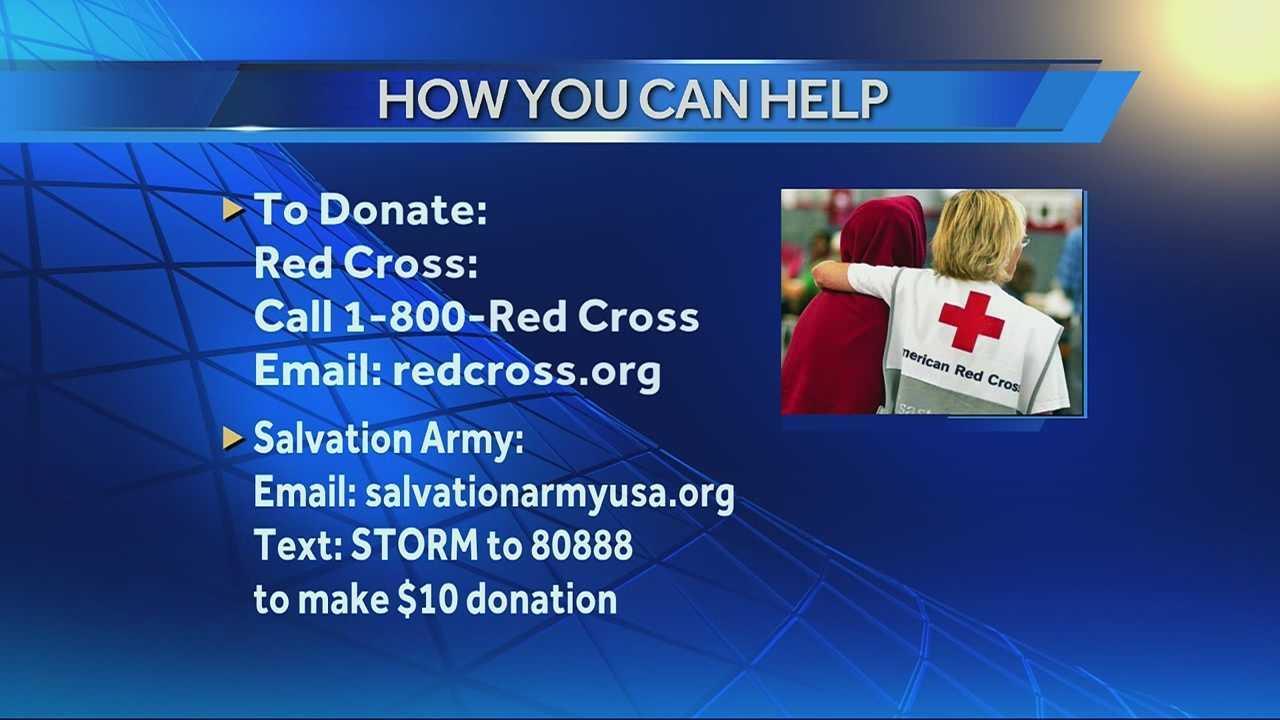 Best ways to help Oklahoma tornado victims
