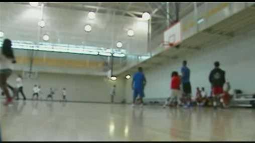 Image Basketball league