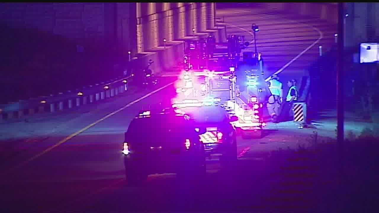 Motorcyclist dies in accident on I-35 offramp