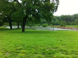 Brush Creek Boulevard west of Swope Parkway