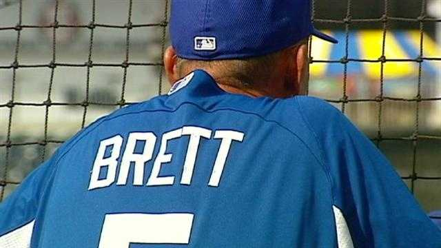 George Brett speaks out about new hitting coach