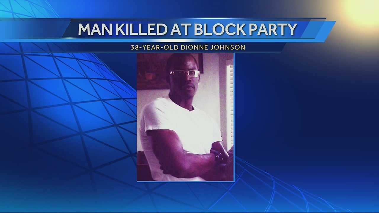 A man said his 38-year-old son was one of two men killed in a double shooting late Saturday that was sparked when tempers flared after a minor car wreck.