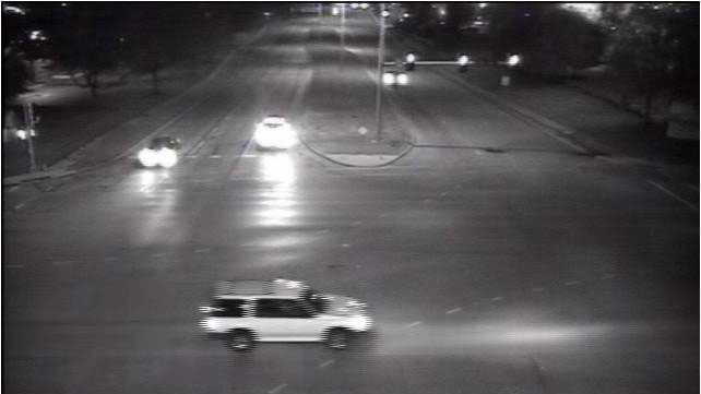 SUV sought in Overland Park hit and run