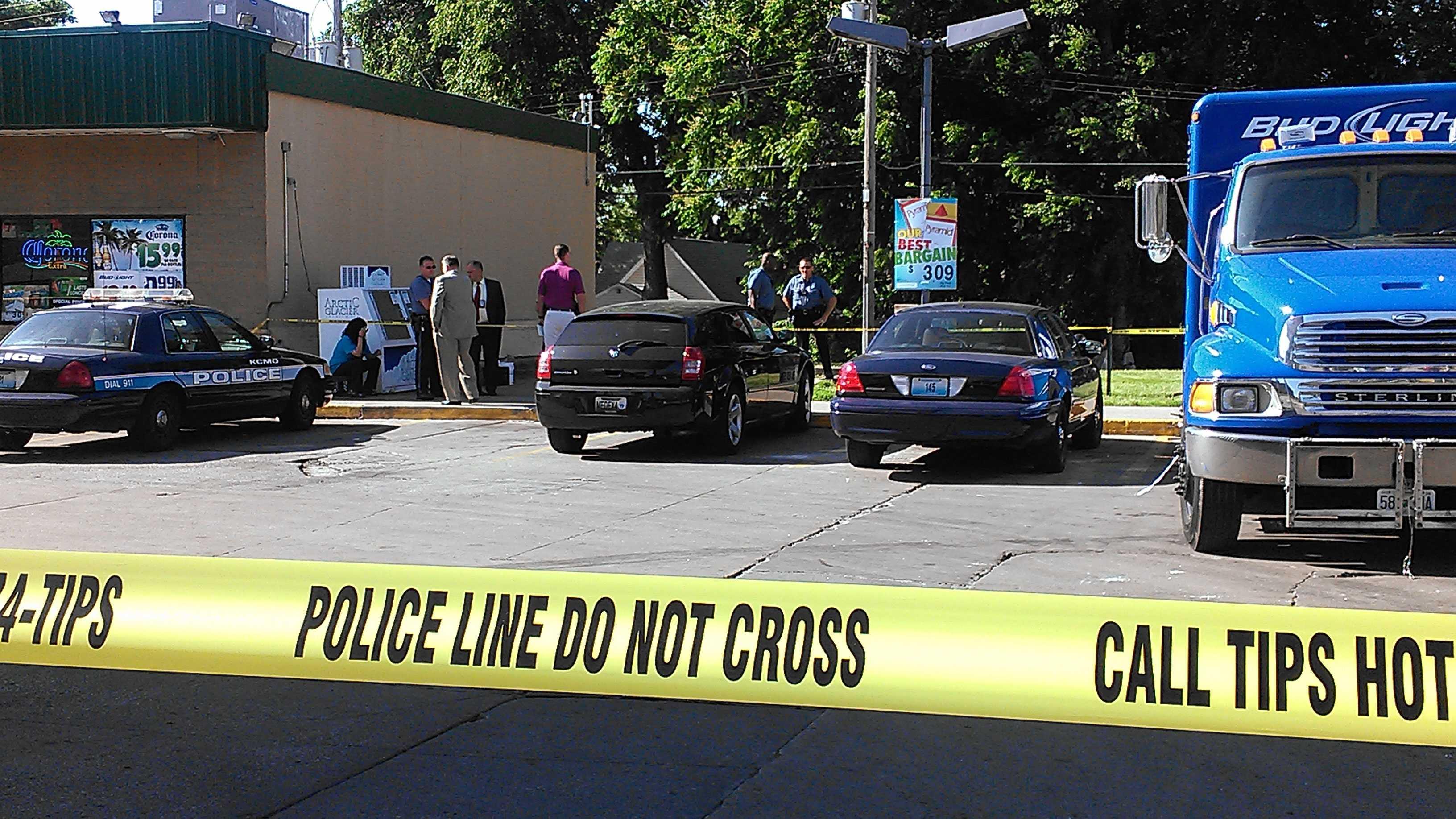 Independence Avenue, Van Brunt Boulevard homicide