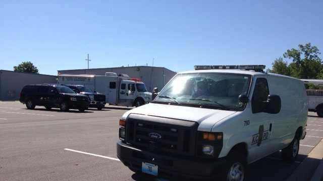 Police standoff, North Colorado