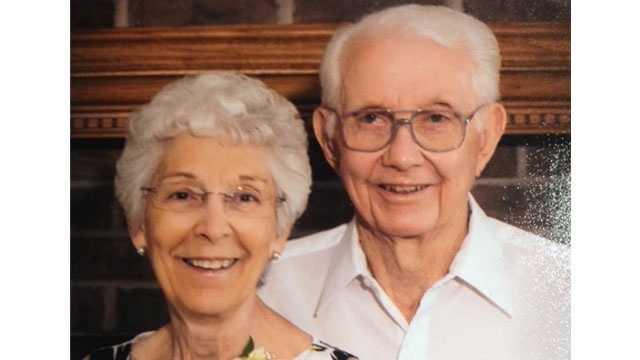 Image Missing Kansas couple