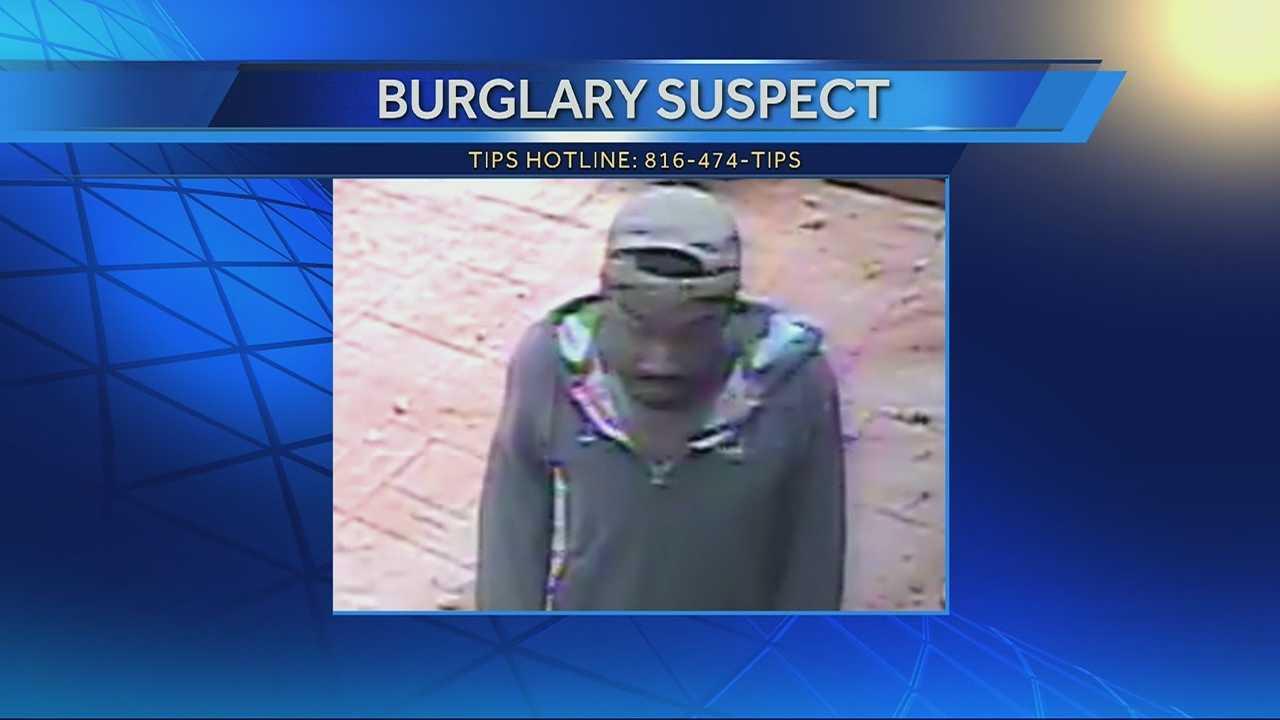 Image Liberty burglary suspect