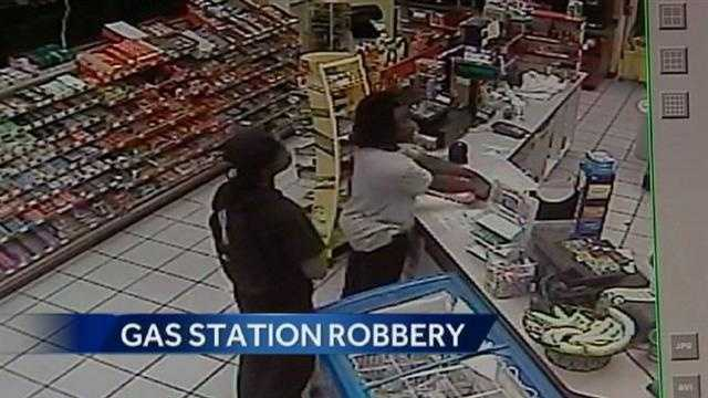 Image Grandview Shell station robbery