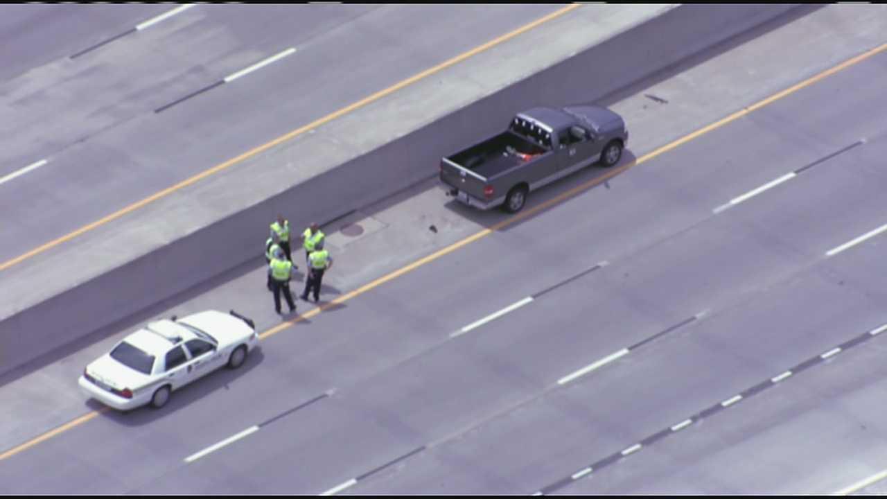 I-635 shooting near State Avenue