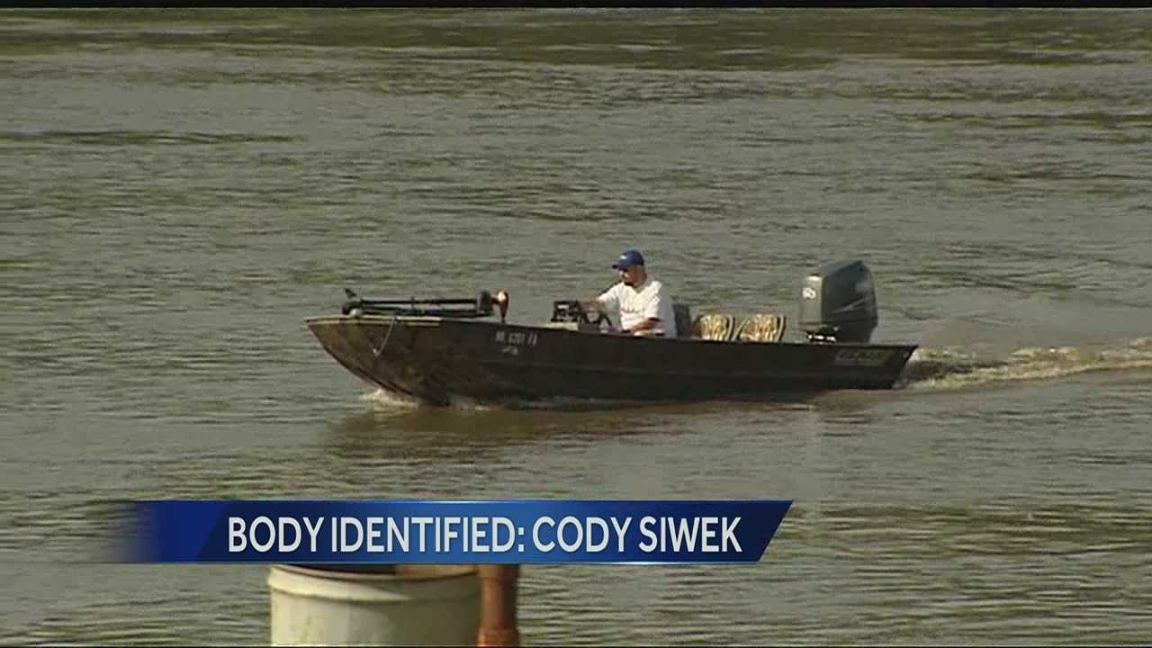 Image Troopers identify body found in river