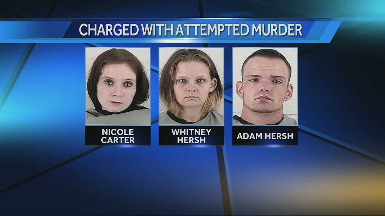 Image 3 charged with attempted murder