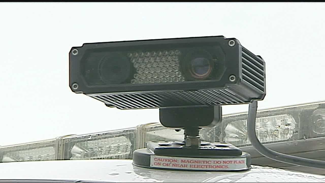 Police in Lee's Summit are using electronic tools to read and check vehicle license plates -- but some question whether it's too much of an invasion of privacy.