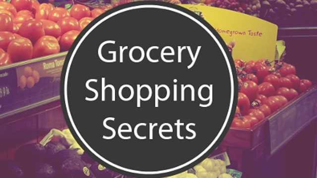 Grocery shopping secrets