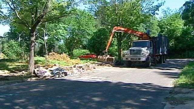 Illegal dumping, Kansas City