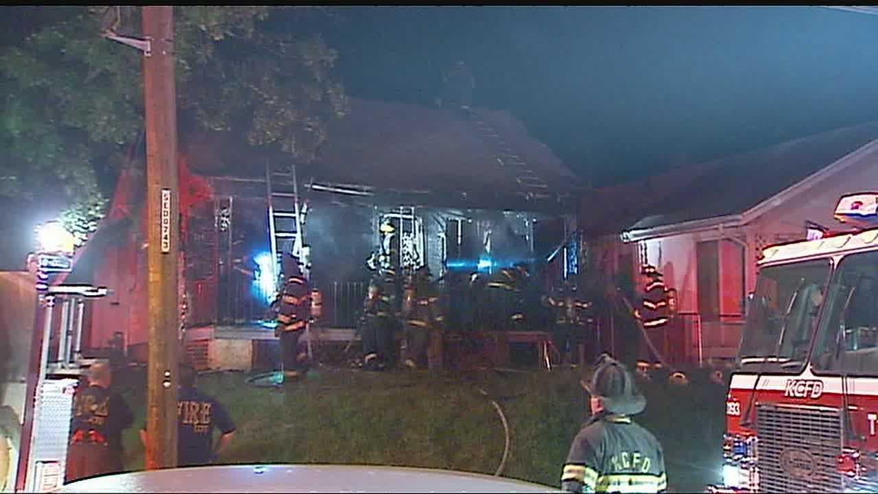 House fire 11th, Jackson