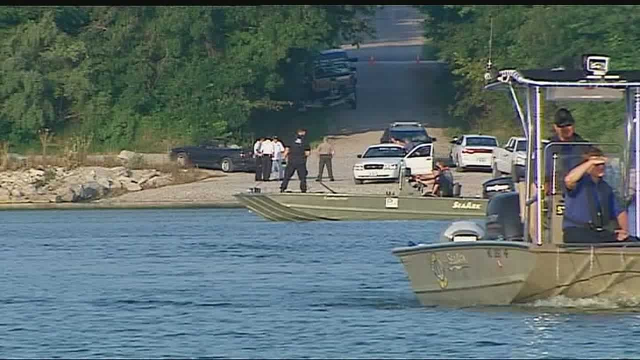 Smithville Lake body search