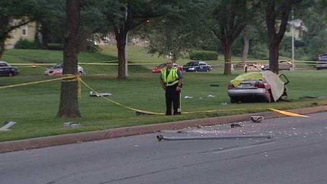 51st, Paseo fatal crash