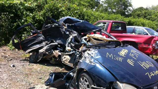 Archie crash kills 5