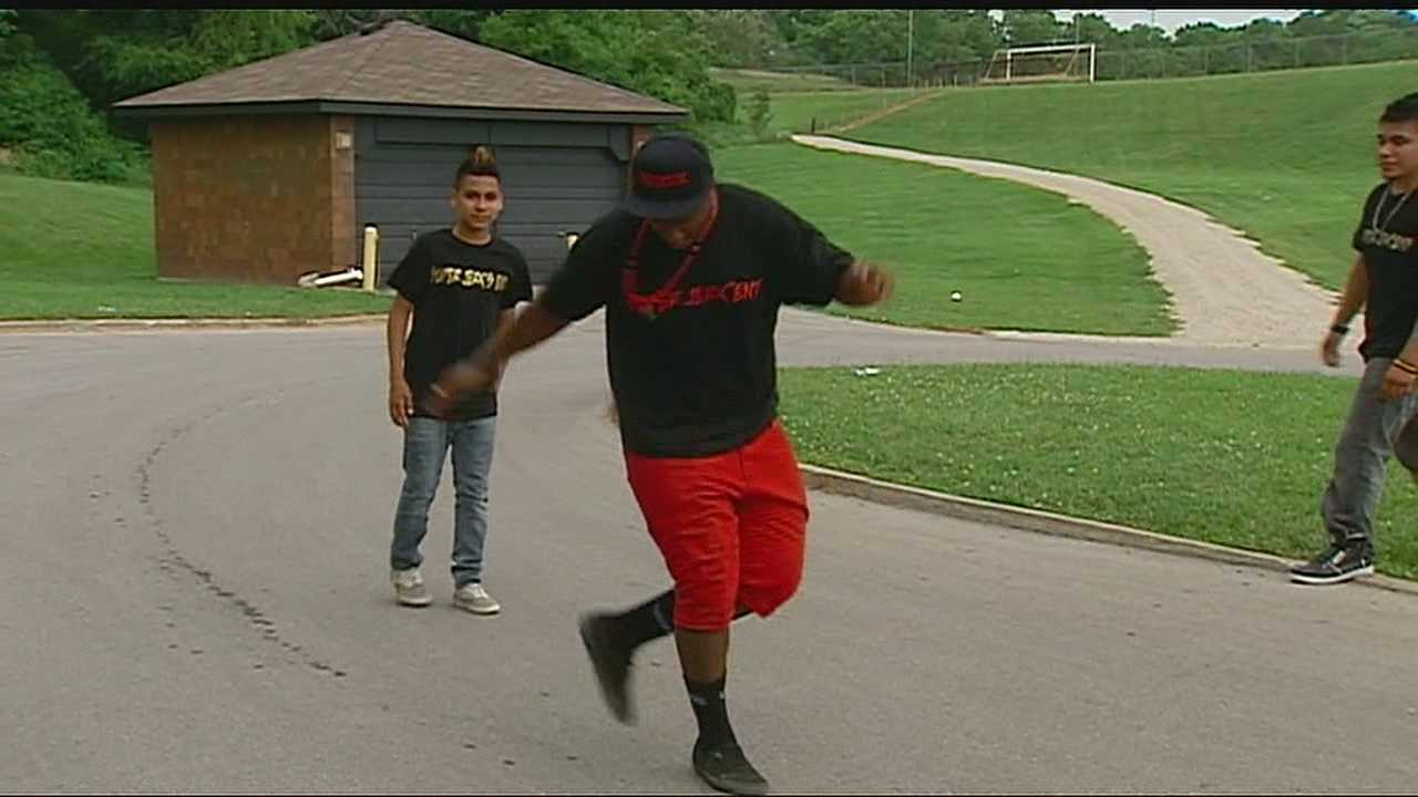 Image Teen inspires others through dance