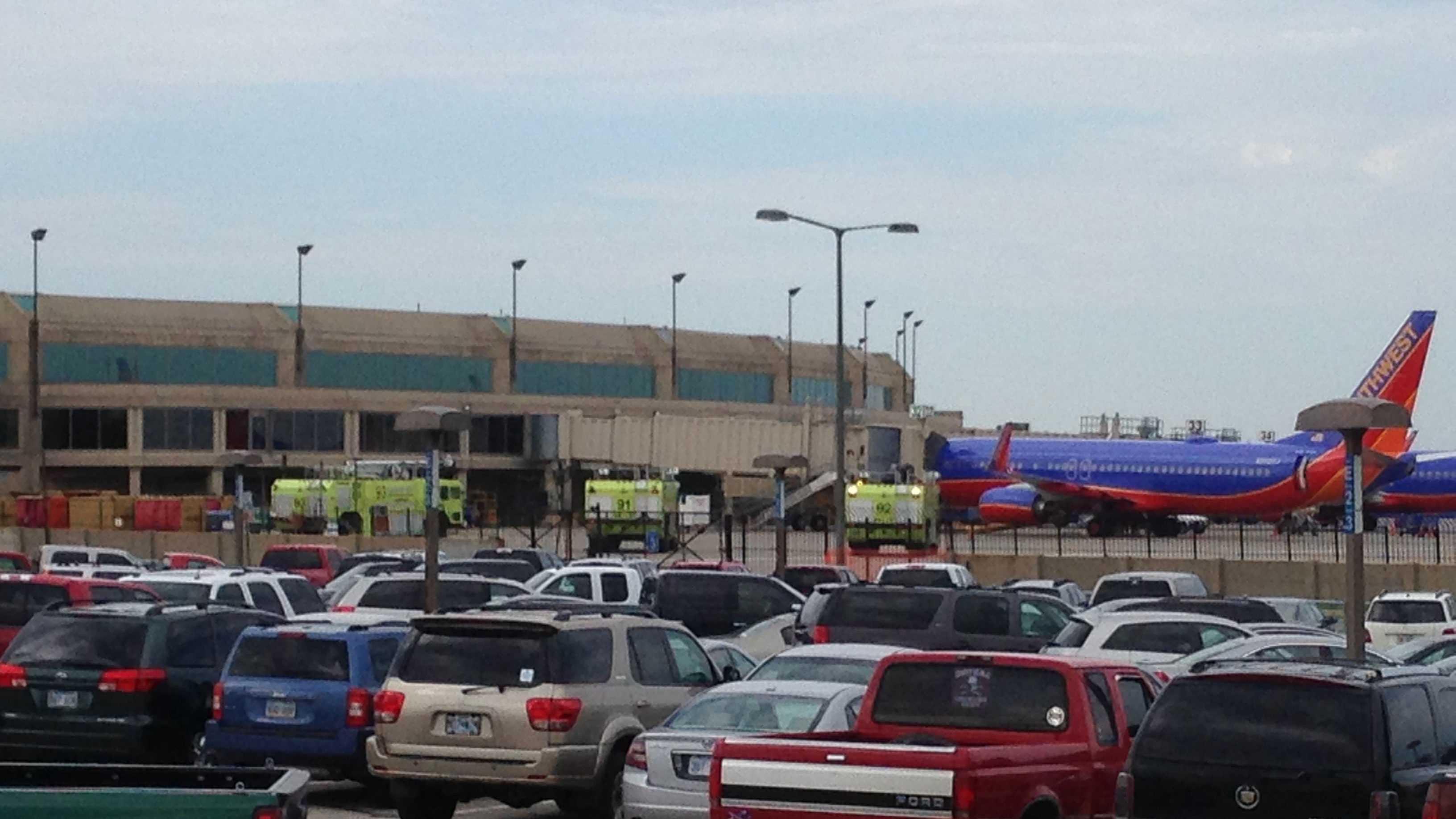 Southwest Airlines Flight 185
