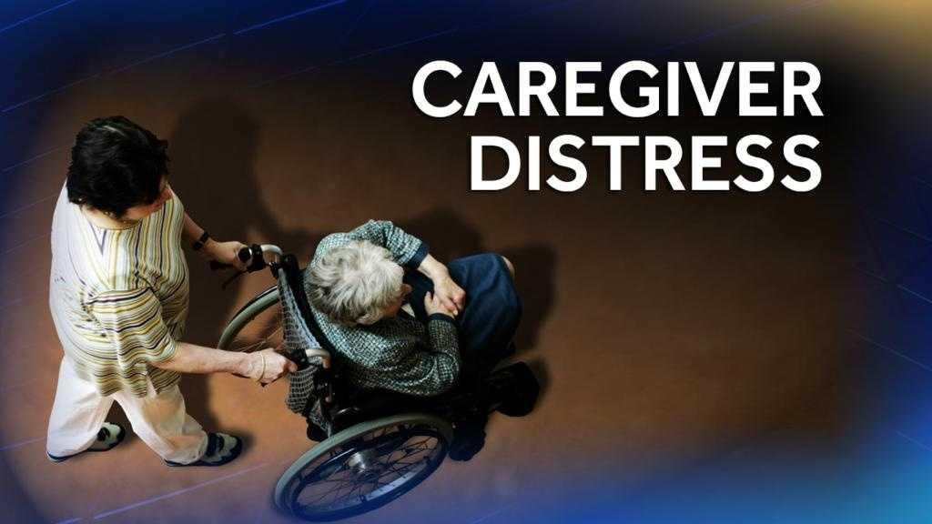 Image Caregiver stress