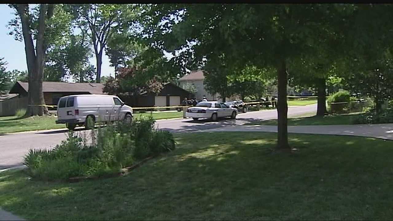 Image Overland Park homicide scene