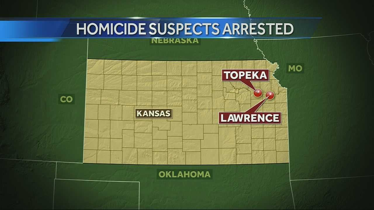 Image Lawrence homicide map