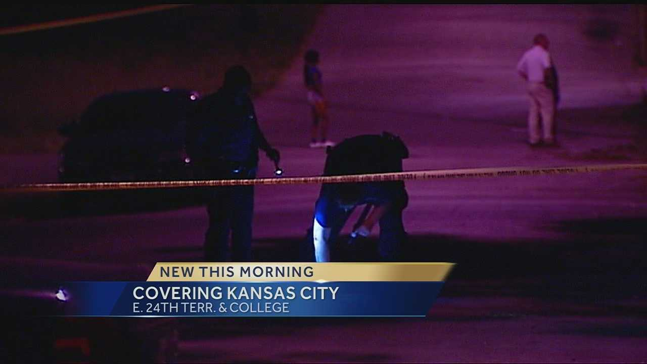 Image Shooting near 24th and College