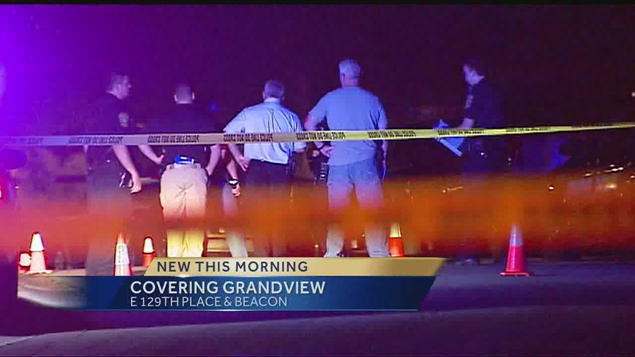 Man found dead on Grandview sidewalk