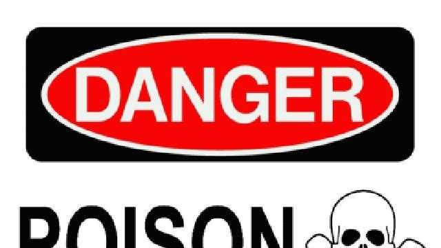 Image Poison label