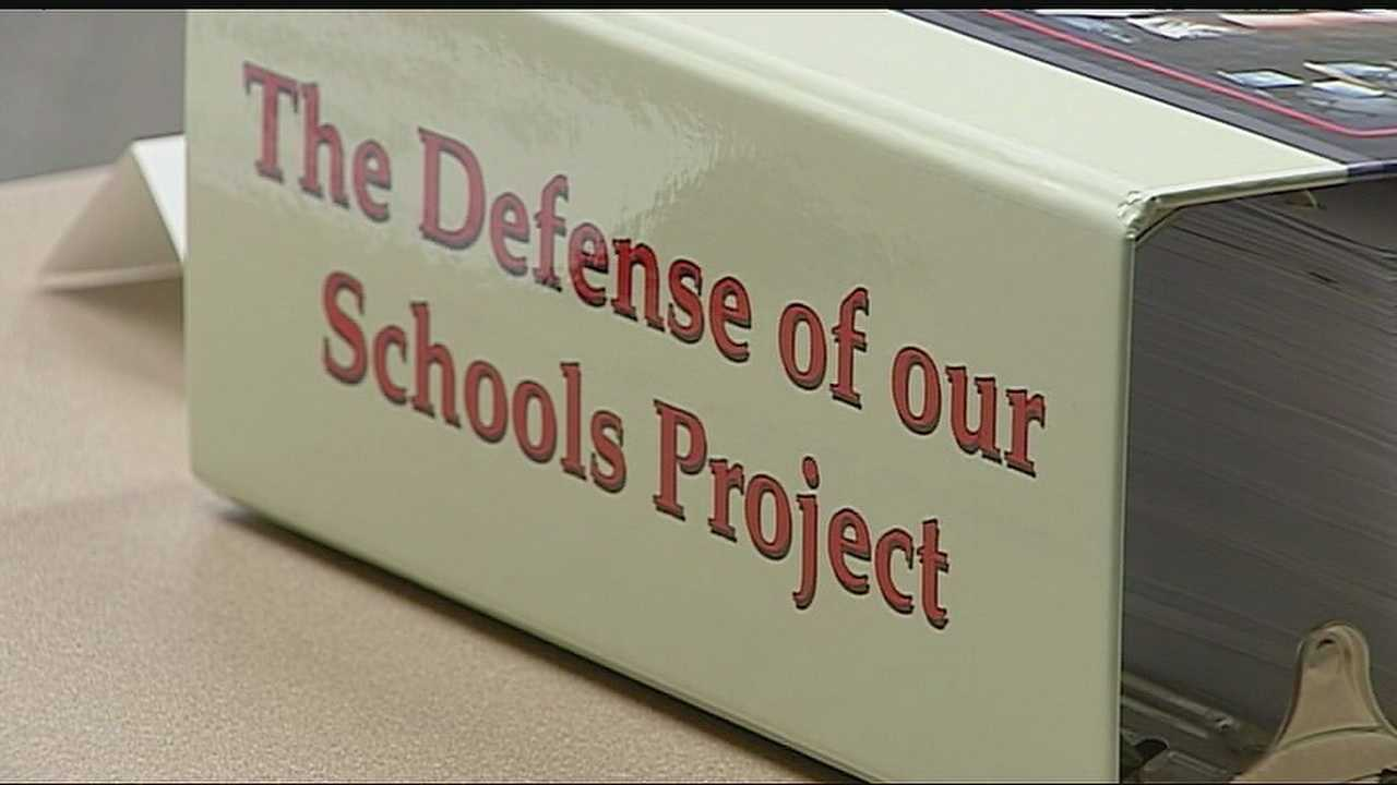 Image Defense of schools project